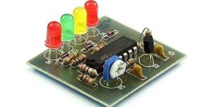 Светодиодный индикатор напряжения
