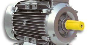Схема подключения трехфазного электродвигателя