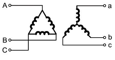 Схемы «треугольник» и «звезда»